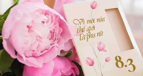 Quà 8 Tháng 3 Ý Nghĩa Mang Tài Lộc - May Mắn - Sức Khỏe Cho Người Thân