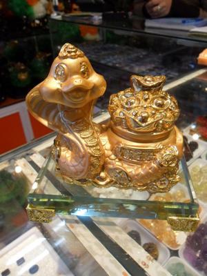 Rắn Phong Thủy 10cm