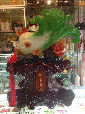 Bắp Cải Phong Thủy - 5096 - 62 cm