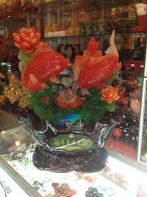 Cá Chép Phong Thủy Luân - 03128 - 52 cm