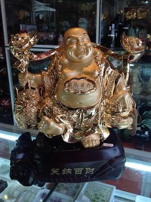 Phật Di Lặc Phật Chiêu Tài