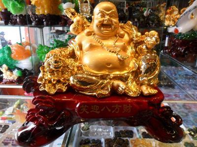 Phật Di Lặc - Tài Phước Tiến Vàng 5235
