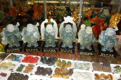 Phật Di Lặc Tụ Tài Nhỏ