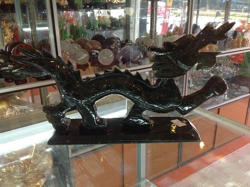 Rồng Lam Ngọc Phong Thủy - RLN156