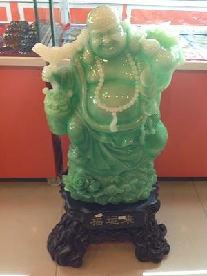 Tượng Phật Di Lặc Mãn Phước Nhân Gian - 5201 - 80 cm
