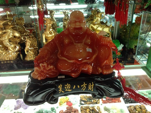 Tượng Phật Di Lặc - 03217 - 2080