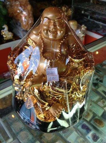 Phật Di Lặc Tài Nguyên Cuần Cuận Vàng - 33205