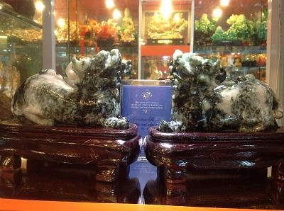 Tỳ Hưu Ngọc Phỉ Thúy Bắc Kinh - 55360